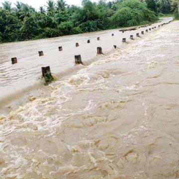 ರಾಣೇಬೆನ್ನೂರು: ಕುಮದ್ವತಿ ನದಿ ಭರ್ತಿ