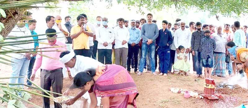 ಸಮೃದ್ಧಿ, ನೆಮ್ಮದಿ ಕೋರಿ ಆಚರಿಸುವ 'ಸೀತ್ಲಾ ಹಬ್ಬ'